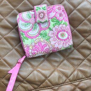 Vera Bradley Retired Petal Pink Wallet